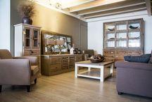 Showroom by Old inn / Proef de sfeer van onze prachtige showroom aan de Dorpsstraat in Dirkshorn.