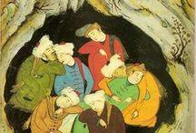 Islamic & Mughal Miniatures