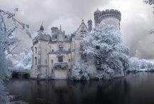 Abandoned house.castles