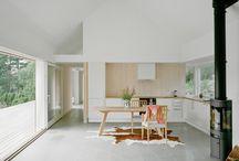 Zomerhuizen / Potentieel permanente bewoning