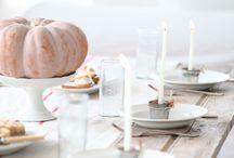 decorare la tavola / idee per decorare la tavola con fiori o in maniera originale