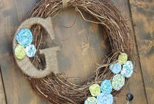 Wreaths / by Connie Herron