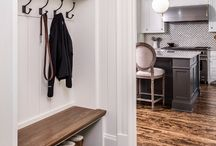 Mudroom Bench