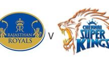 CSK vs RR Match 30 April 22, 2013