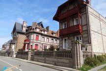 Les Petites Dalles / La Normandie ... LES PETITES DALLES, Pays de Caux. A 22 km de votre gîte ... ...  ABRICAUX, votre gite en Normandie !