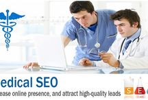 Medical Internet Marketing / Hire an expert Medical SEO company to get the high quality doctor #Seo services for your website
