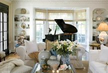 Beautiful Rooms / Decor,design,color, accessaries  / by Cathy Donaldson