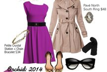 Radiant Orchid -2014 Color of the year. / My name is Emily and I am a Merchandiser for Chloe and Isabel. I am now booking trunk shows. We can host online, mobile, or in home. Our company is national and has been seen in Vogue, Good Housekeeping, Real Simple, Cosmopolitan, Refinery 29, and many more. Ask about how to get your jewelry free  *special terms apply.  Contact https://www.chloeandisabel.com/boutique/emilymartinez