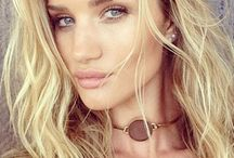 Rosie Huntington Whiteley / Rosie Huntington-Whiteley Style / by Celebrity Style Guide