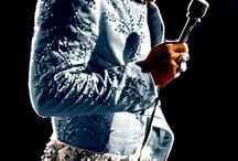 "Elvis ""the king"" Presley"