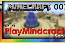 Minecraft on the PlayMindcrack Server / Let's Play Minecraft on the PlayMindcrack Server