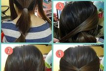 Hair / Hair is wonder here are million ways to do hair
