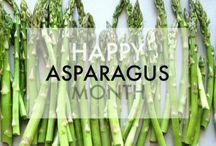 B U Y L O C A L / Choose Michigan Asparagus, choose Michigan Farmers.