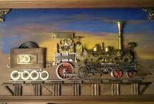 Steampunk / Steampunk Daniel Bernard