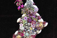 Jewellery Trees & Art