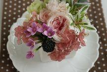 【退職・送別のお花】プリザーブドフラワー / Flower noteのプリザーブドフラワー 退職・送別のご用途でおつくりしたアレンジギャラリーです