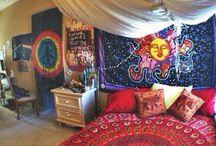 boho bedroom adult