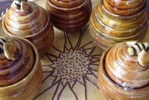 Madeleine's Pottery / Work of Madeleine Vink