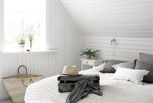 Wonderful White / White Interiors, Furniture, Art, etc.
