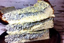 Mohn-Quark-Kuchen mit