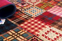 Mischioff Manshu Collection / Die Kombination unterschiedlicher Elemente aus der Textilbranche sorgt für den einzigartigen Charme der Manshu Collection. Neben den beliebten Patchwork-Motiven bietet die Manshu Collection eine Vielzahl weiterer, zeitgenössischer Designs, die jedem Raum ein besonderes Ambiente verleihen.