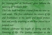 Sabbat 5 - Beltane / Seasonal ideas for ritual, craft activities or simply connecting with the season of fertility. Celebrate the Sabbat of Beltane and mark the turning of the Pagan Wheel of the Year. Also called May Day in the northern hemisphere, Australia celebrates this on November 1.