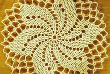 crochet pattern four