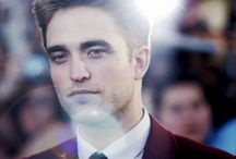 Robert Pattinson Guapo.