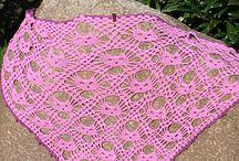 scialli/shawl crochet