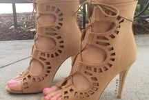 Strip out cut heels