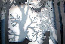 Paper Diorama