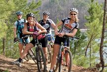 Outdoor pursuits / Mountain biking, hiking, camping and all things outdoor not related to water. / by Melanie Lang