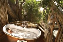 Glamping in Africa / Love safaritents, glamping in Africa, glamping on safari