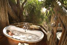 Outdoor shower - ideas