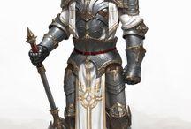 Epic armors