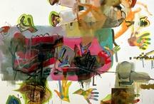 Kunst. Menneske i rum