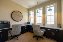 HOME OFFICES BY ECHELON INTERIORS