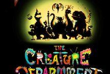 Könyv -zárt- The Creature Department / Szörnyen Titkos Részleg