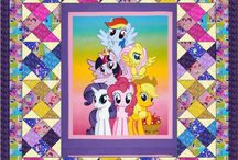 Quilts--- My Little Pony