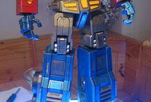 Robos Gigantes