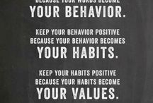 Positivity for life