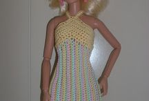 barbie doll crochet