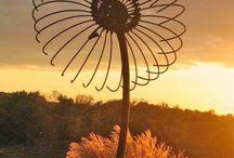 Yard or Garden Art--DIY