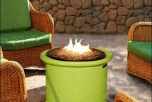 Fire Pit and Fire places