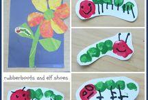Kid crafts, art, and activities