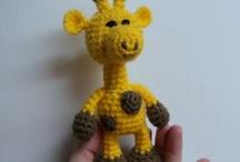Hekling / Giraff