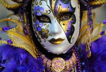 Carnaval in Venetia