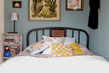 HOME: Bedrooms / by Laura K