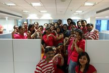 Valentine's Day - 2016 / WW celebrated Valentine's Day by conducting Card Making Competition! It was quite a day!