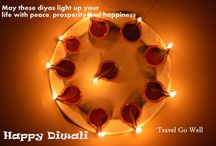 Happy Diwali / Diwali Greetings from Travel Go Well   http://travelgowell.com/, info@travelgowell.com, +91 9946476040